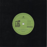 Dubdadda - Jah Music Is The Key / Dougie Conscious - Dub Is The Key (I-Tal Soup) UK 7""